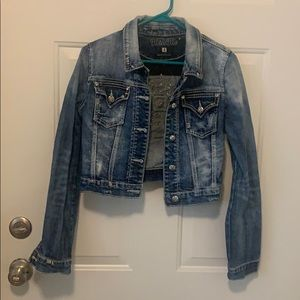 Miss Me Jeans Jacket